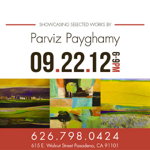 Parviz Payghamy exhibitions