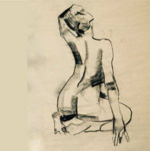Parviz Payghamy sketches